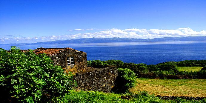 Pico Südost Küste