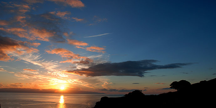 Sonnenaufgang Pico