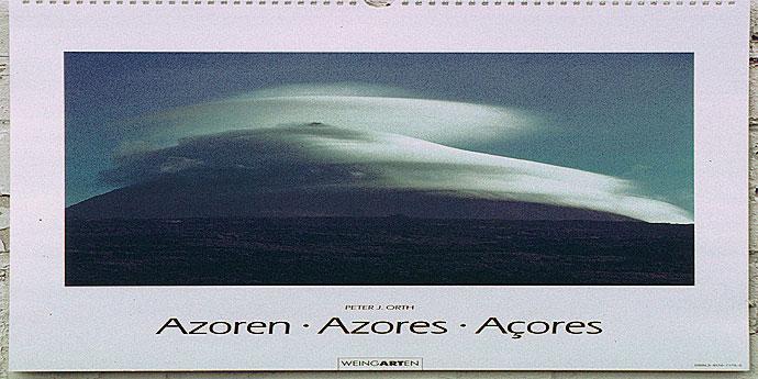 Azoren Kalender